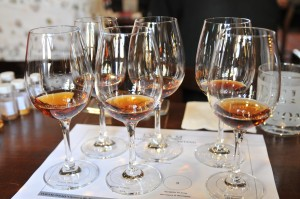 Madeira-Tasting im Instituto Do Vinho Da Madeira