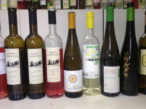 Weine aus der Vinho Verde DOC